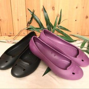 Crocs Flats Ballet Shoes Bundle